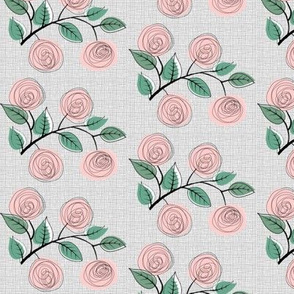 1950's Roses
