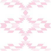 Bohemian Pink Aztec