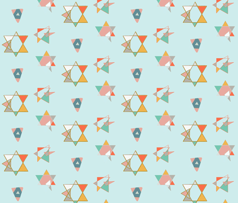 7-sins.Pinatas fabric by miamaria on Spoonflower - custom fabric