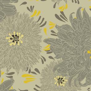 Chrysanthemums III