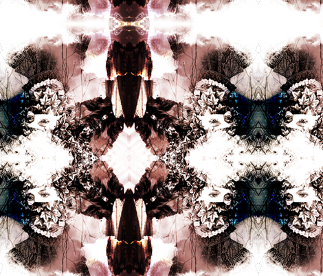 Sleepy Hollow fabric by rreynstudio on Spoonflower - custom fabric