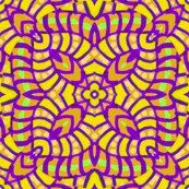 Ryellow_and_purple_kaleidoscope_stripes_shop_thumb
