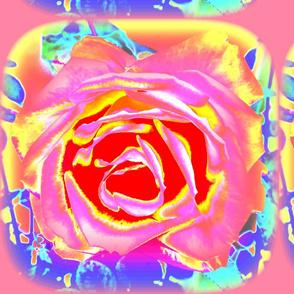 3 D Rose II