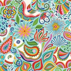 Pinata birdies