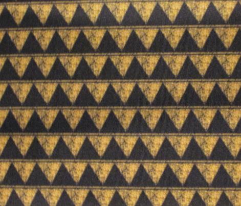 1:6 Scale Yellow Jasper Geometric I