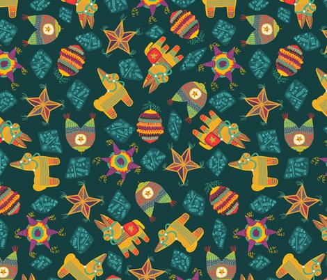 Piñata Party fabric by joyfulroots on Spoonflower - custom fabric