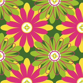 Girly_Summer_Floral_Green