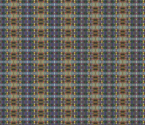 Pipe reflections fabric by enigmaticd on Spoonflower - custom fabric