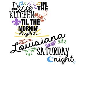 Louisiana Saturday Night