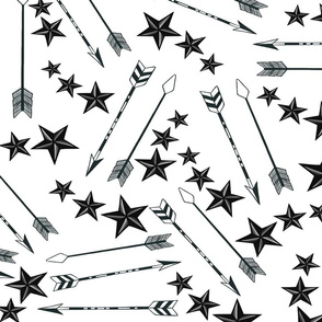 Arrows And Stars