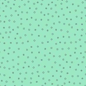 Scatter Blossom (mint)