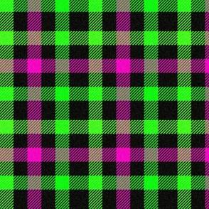 Black/Pink/Green