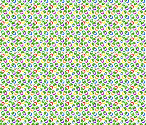 Get Lucky - small fabric by blancamonroe on Spoonflower - custom fabric