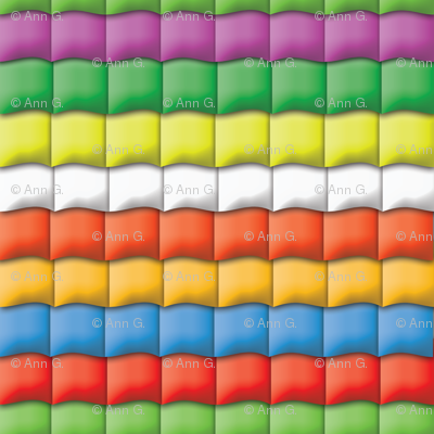 pinata party pattern