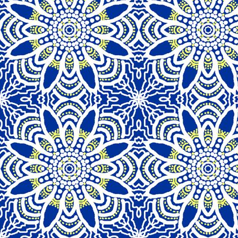 Bluet fabric by tallulahdahling on Spoonflower - custom fabric