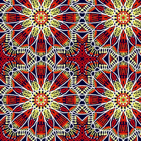 Mona fabric by tallulahdahling on Spoonflower - custom fabric