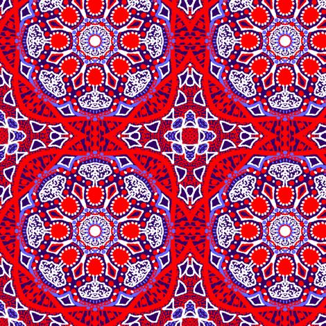 Look At Me fabric by tallulahdahling on Spoonflower - custom fabric