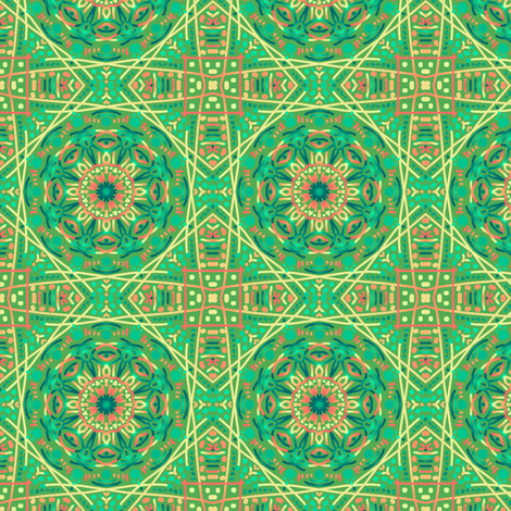 Jessica fabric by tallulahdahling on Spoonflower - custom fabric