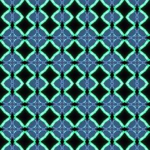 Glowing Green Object - 2