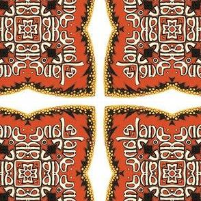 Sultan's Bathroom Tiles