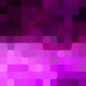 Purple pixel dot pattern