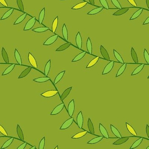 Jungle Vines for Monkey! (green)