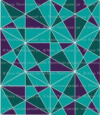maroccan 80's tiles