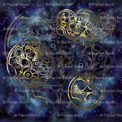Galaxy of the Time Lord