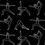 Yoga // Black