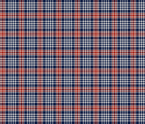 Red, White and Blue Plaid fabric by jandq0306 on Spoonflower - custom fabric