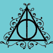 Hallows in Teal