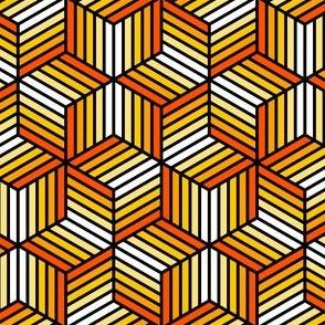 04958012 : chevron 6 bars : time cube