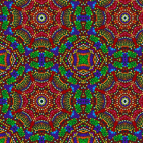 MultiDot fabric by tallulahdahling on Spoonflower - custom fabric