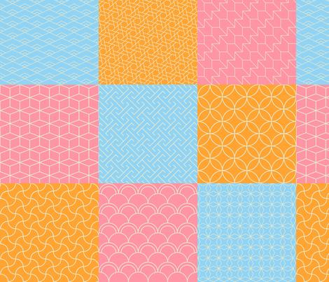 Japan 1 fabric by brokkoletti on Spoonflower - custom fabric