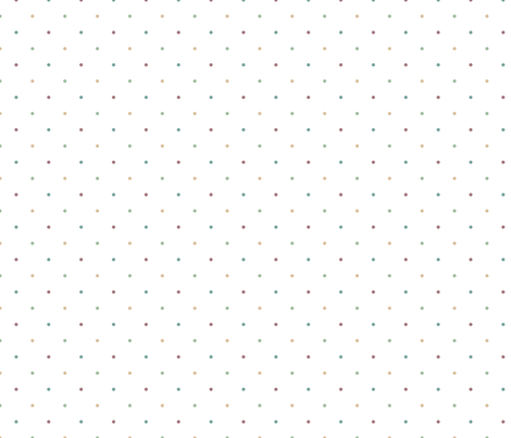 Sweet Little Dots fabric by anniecdesigns on Spoonflower - custom fabric