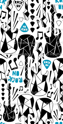 Rock On Boy - Guitars Music
