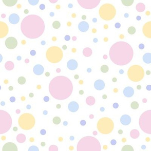 Dotty in pastel