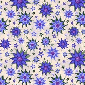 Paisely Purple Flowers (small)