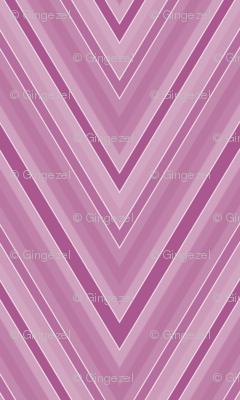Pastel Purple Diamond Pattern