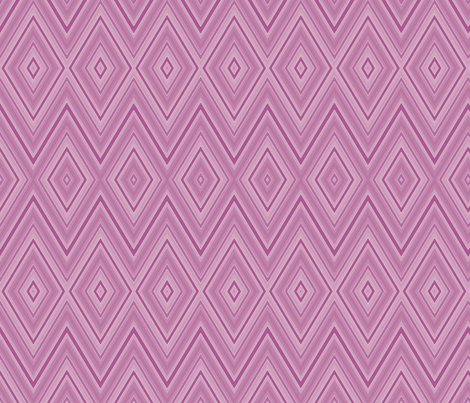 Pastel Purple Diamond Pattern fabric by gingezel on Spoonflower - custom fabric