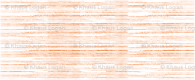 Orange Stripes Distressed