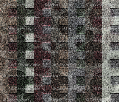 Antiphonal Texture Layered Stripes (vertical)