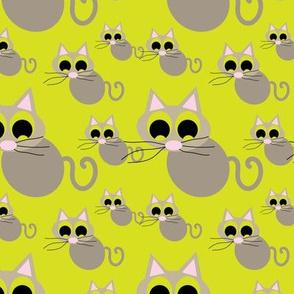 Big eyed Barn Cats_Miss Chiff Designs