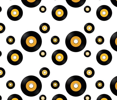 Gold 45 fabric by verystarry on Spoonflower - custom fabric