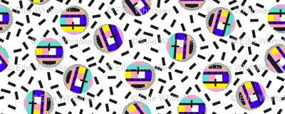 Test Pattern - Bright