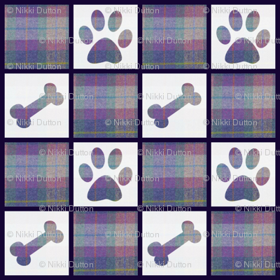 Tartan for dogs (1)