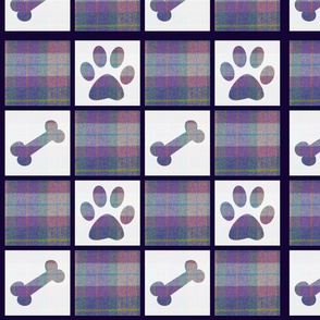 Tartan for dogs (1)