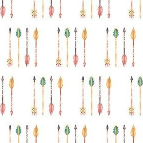 Boho Mini Up & Down Arrows