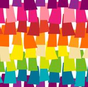 Rainbow Pinata Party