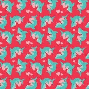 Valentine Sharks
